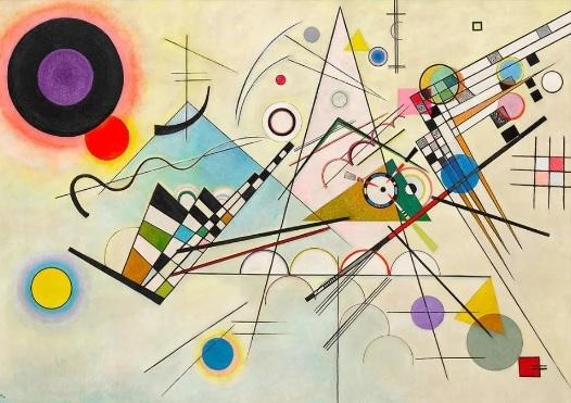 Wassily Kandinsky, Composición VIII (1923)